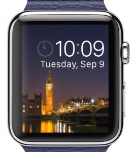 Stunning London features on the iWatch