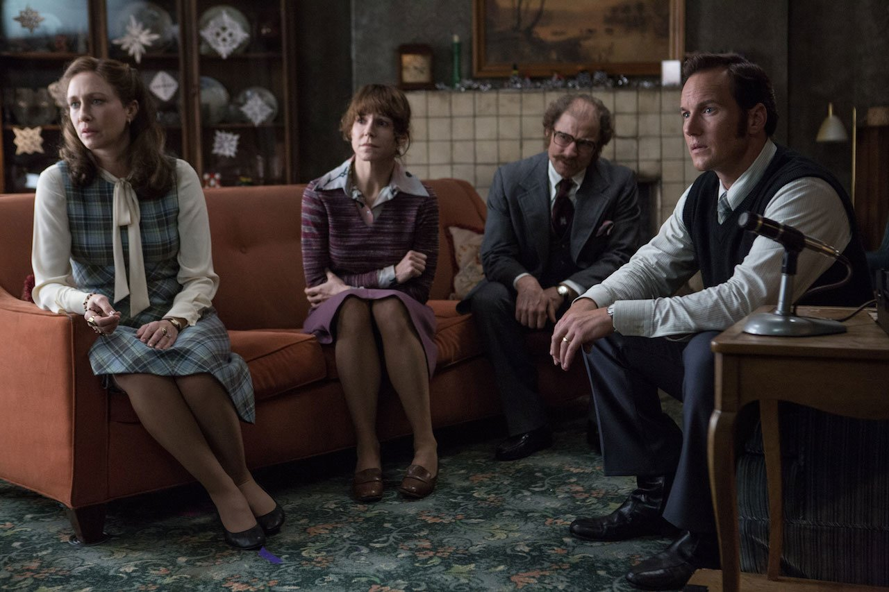 The Conjuring 2 brings its chilling update to London