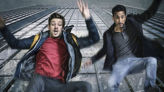 Crime-fighting bromance gets real about London