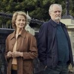 Charlotte Rampling and Jim Broadbent in Haringey