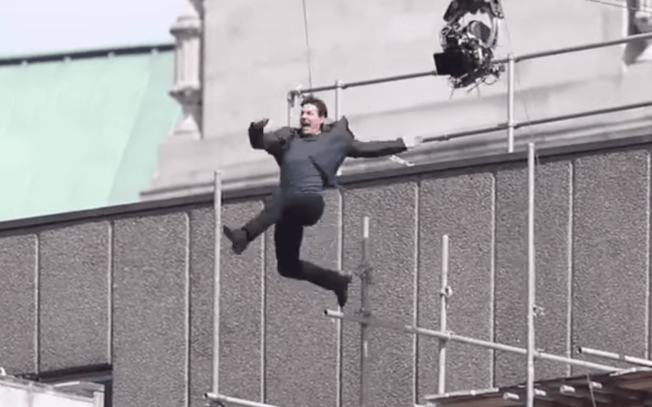London retained a key role in the new Mission: Impossible, despite Tom Cruise's injury