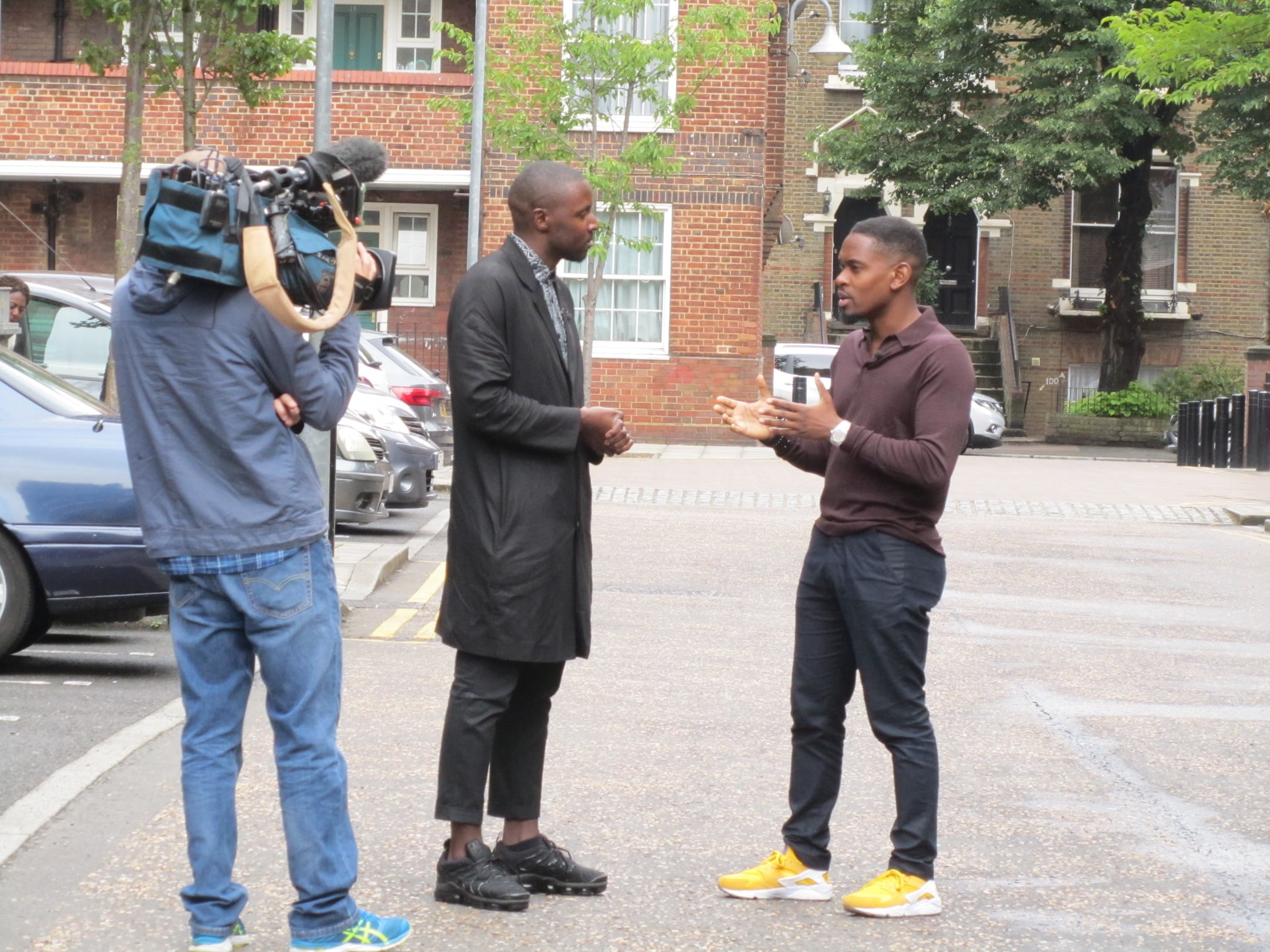 Aml Ameen hopes Yardie is the first of a film trilogy