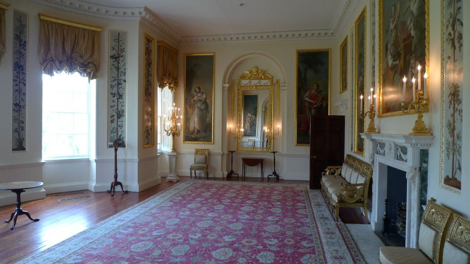 Danson House Interior 1 c Hugh Sharma